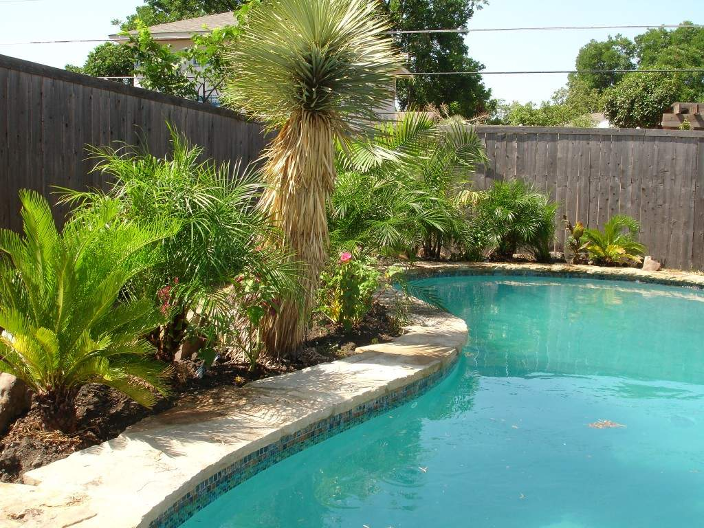 backyard landscaping design photo - 1
