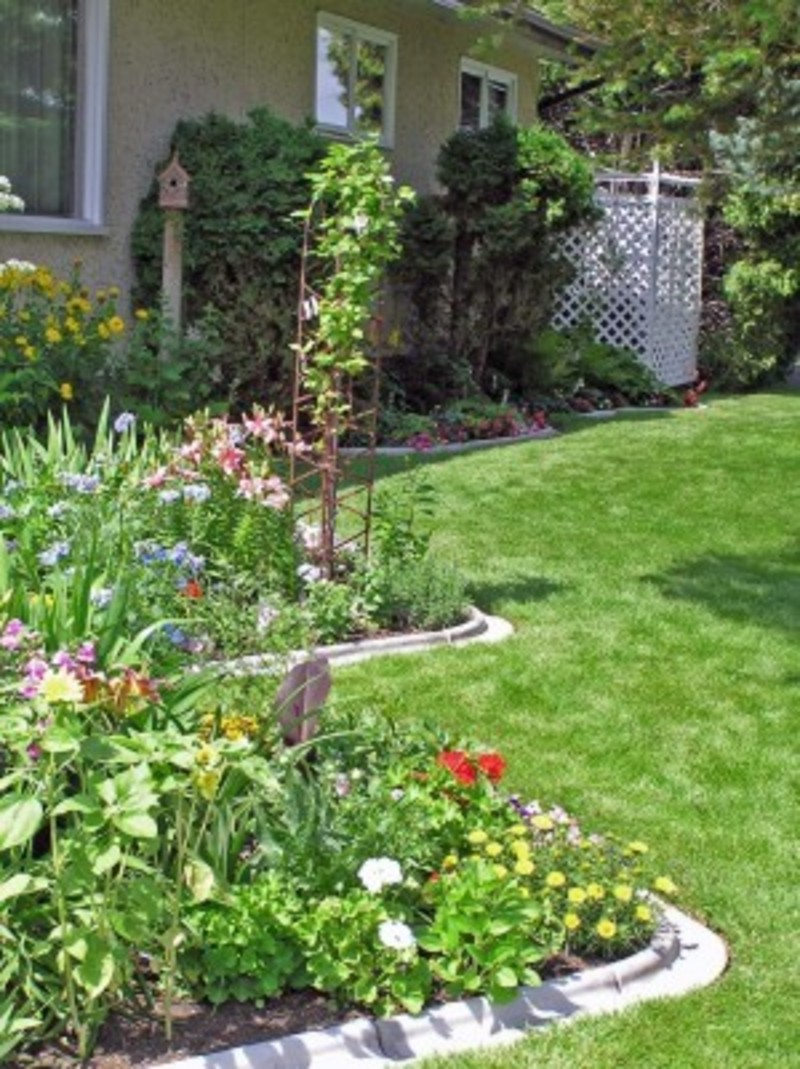 Superieur Backyard Landscaping Ideas   Large And Beautiful Photos. Photo To Select  Backyard Landscaping Ideas | Design Your Home