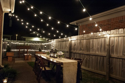 Backyard Parties Ideas
