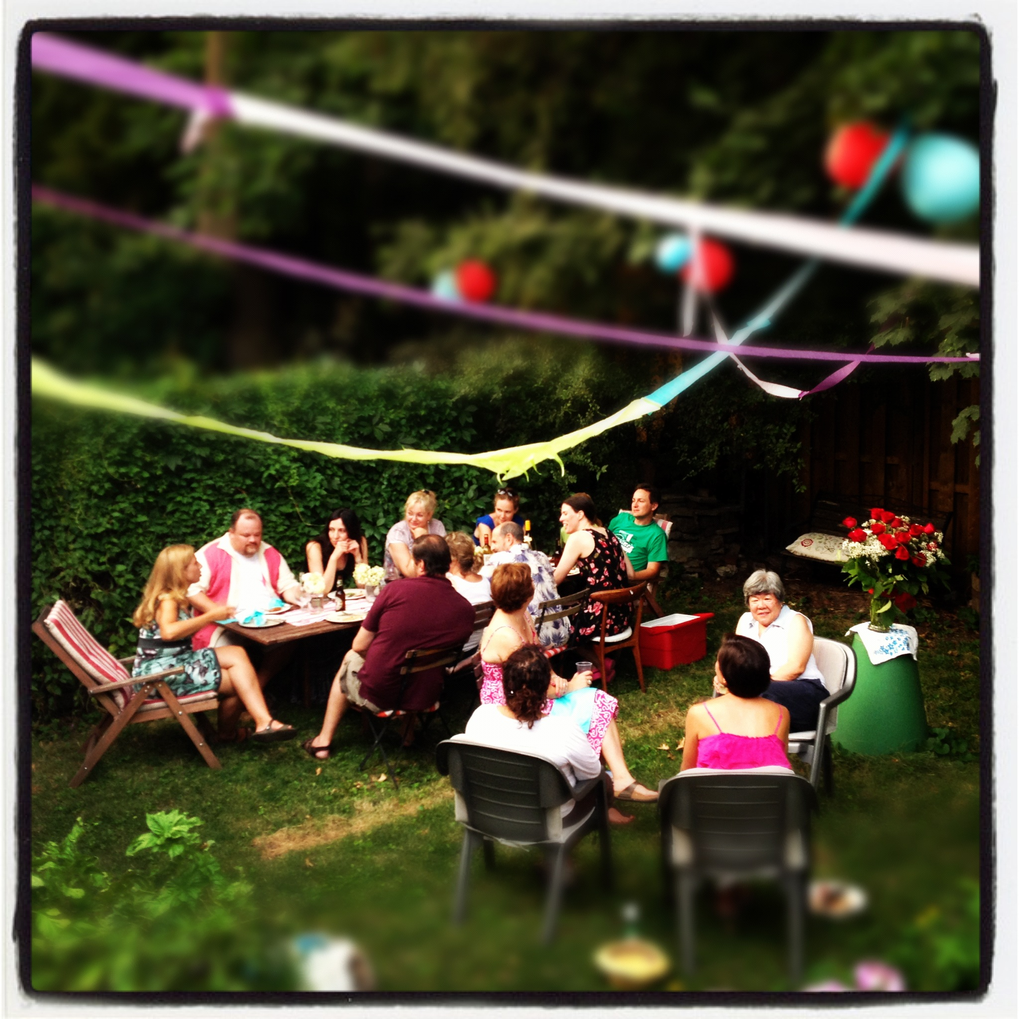 backyard party ideas for adults photo - 1