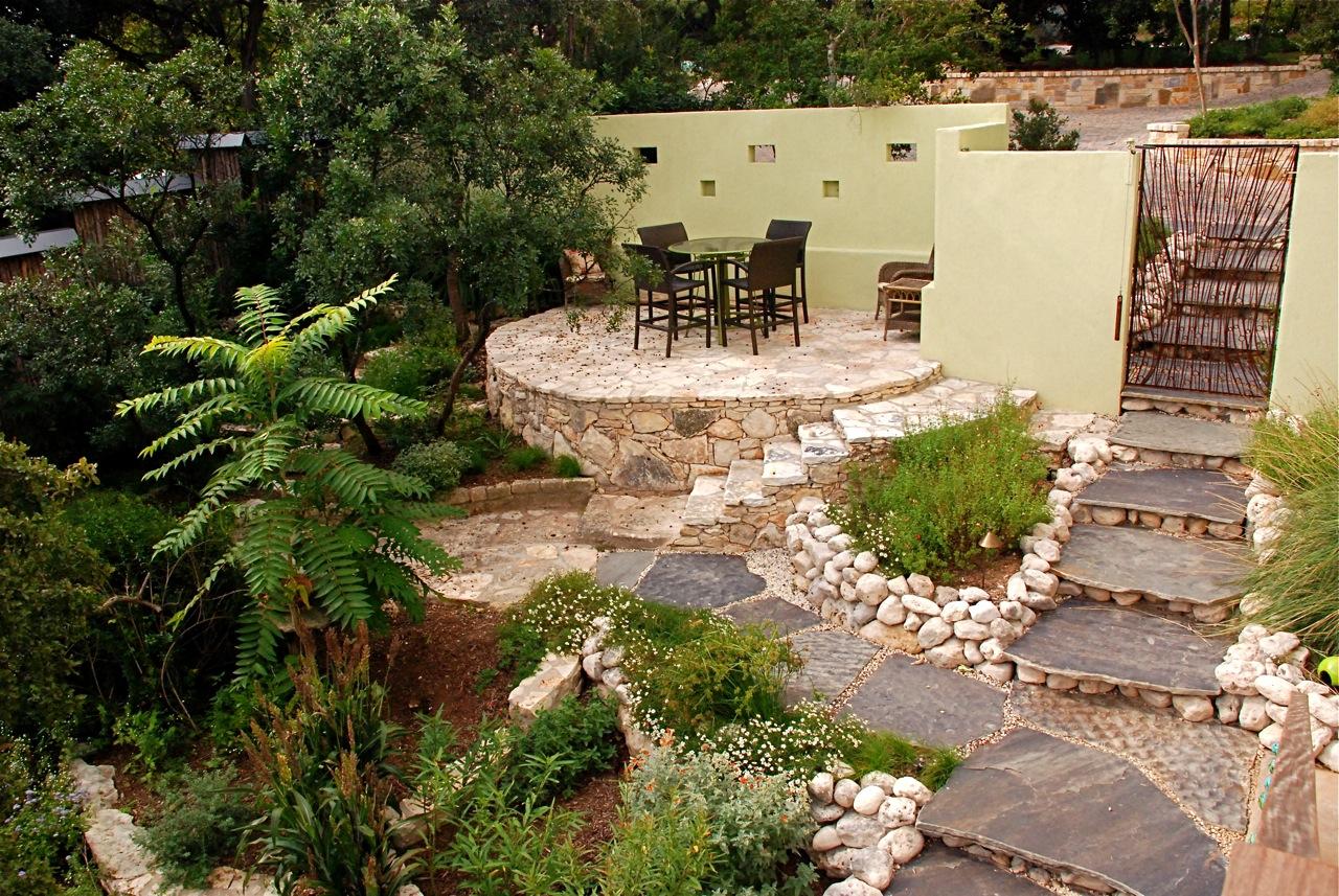 Backyard patio - large and beautiful photos. Photo to select ...