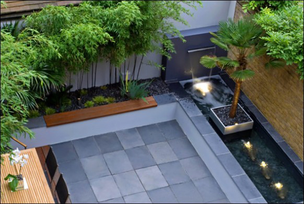 backyard patio idea photo - 1