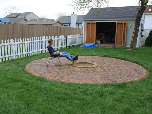 Backyard Paving Ideas   Backyard Paving Ideas   Large And Beautiful Photos.  Photo To Select