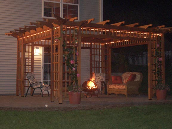 Backyard Pergola Ideas Large And Beautiful Photos Photo To - Backyard pergola ideas