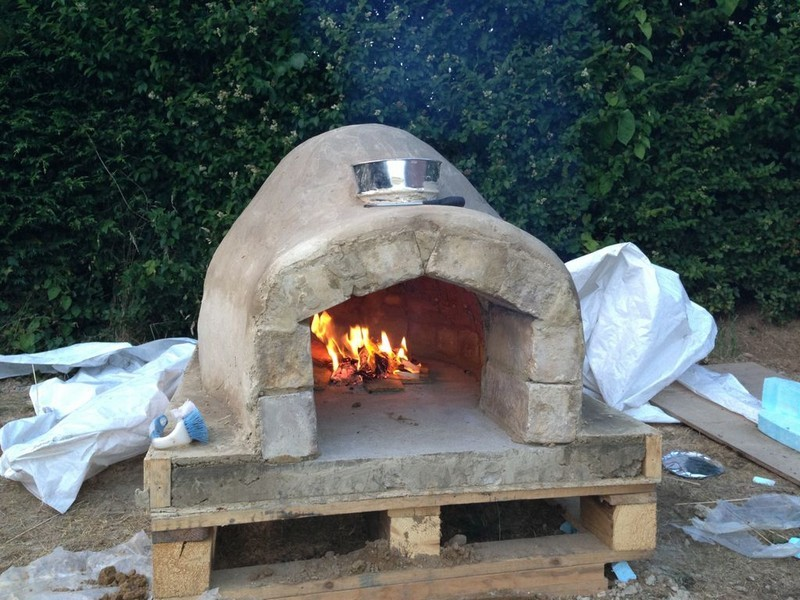 backyard pizza oven diy photo - 1 - Backyard Pizza Oven Diy - Large And Beautiful Photos. Photo To