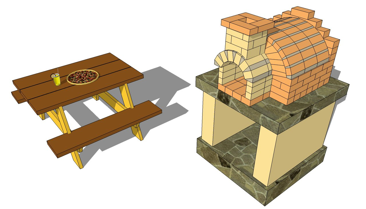 backyard pizza oven plans large and beautiful photos photo to