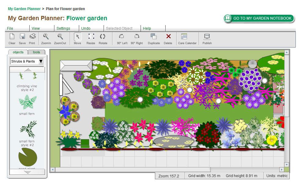 backyard planning tool photo - 2