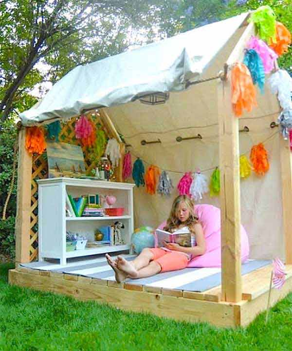 backyard play ideas photo - 1