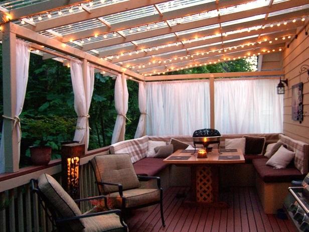 backyard porch photo - 1