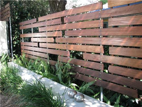 Backyard Privacy Screen Ideas Photo   1