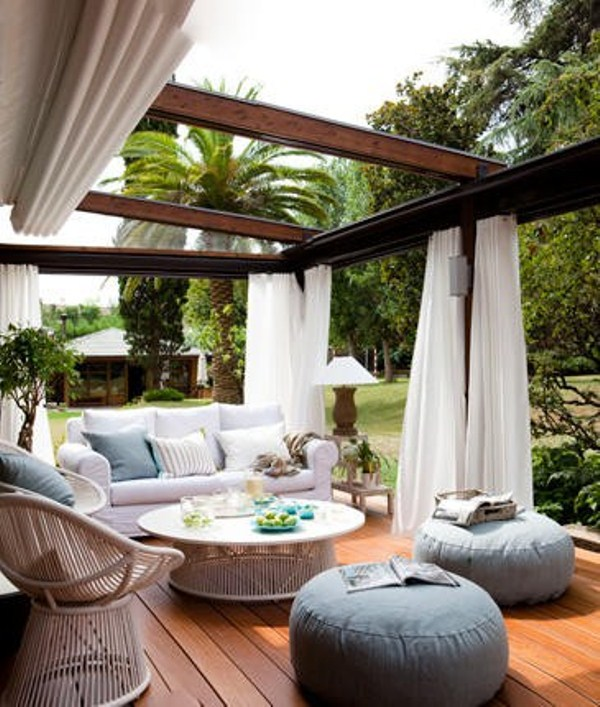 Marvelous Backyard Space Ideas   Large And Beautiful Photos. Photo To Select Backyard  Space Ideas | Design Your Home