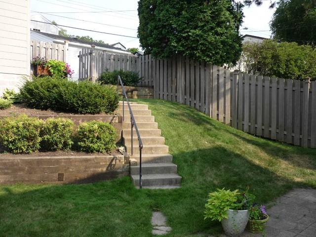 backyard stairs photo - 2