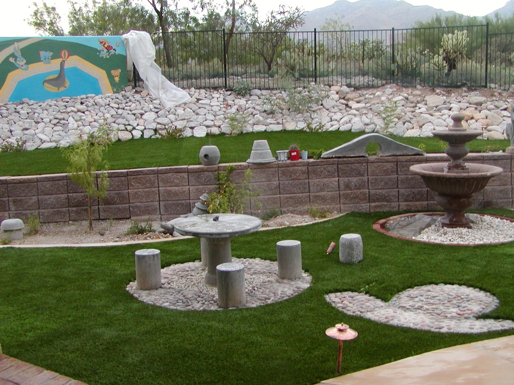 Backyard Stone Ideas Large And Beautiful Photos Photo To Select
