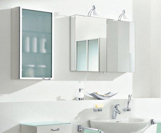 bathroom cabinet photo - 1