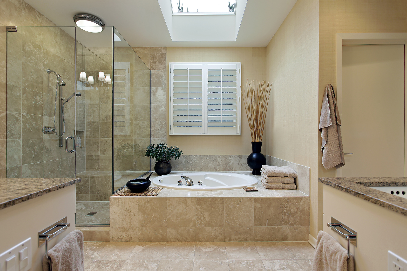 bathroom colors ideas photo - 1