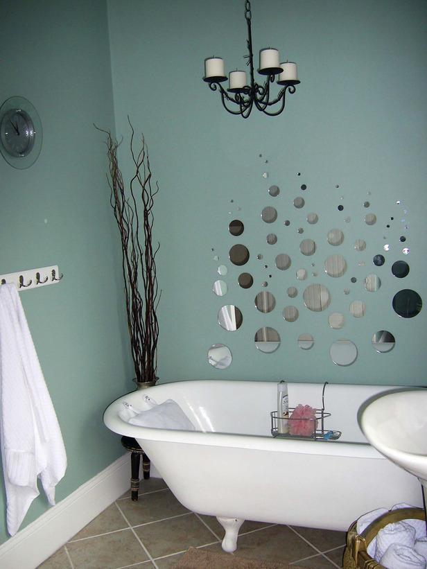 bathroom decorating ideas on a budget photo - 1