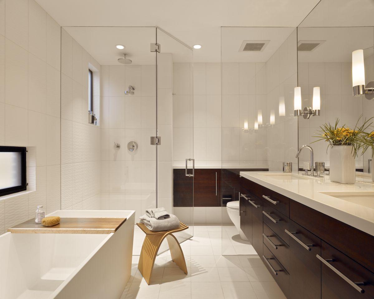 bathroom design idea photo - 1