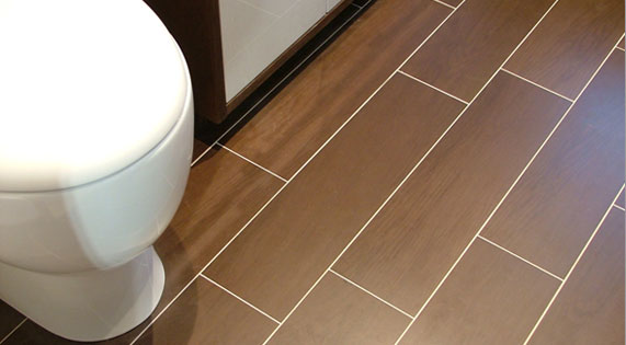 bathroom floor options photo - 1