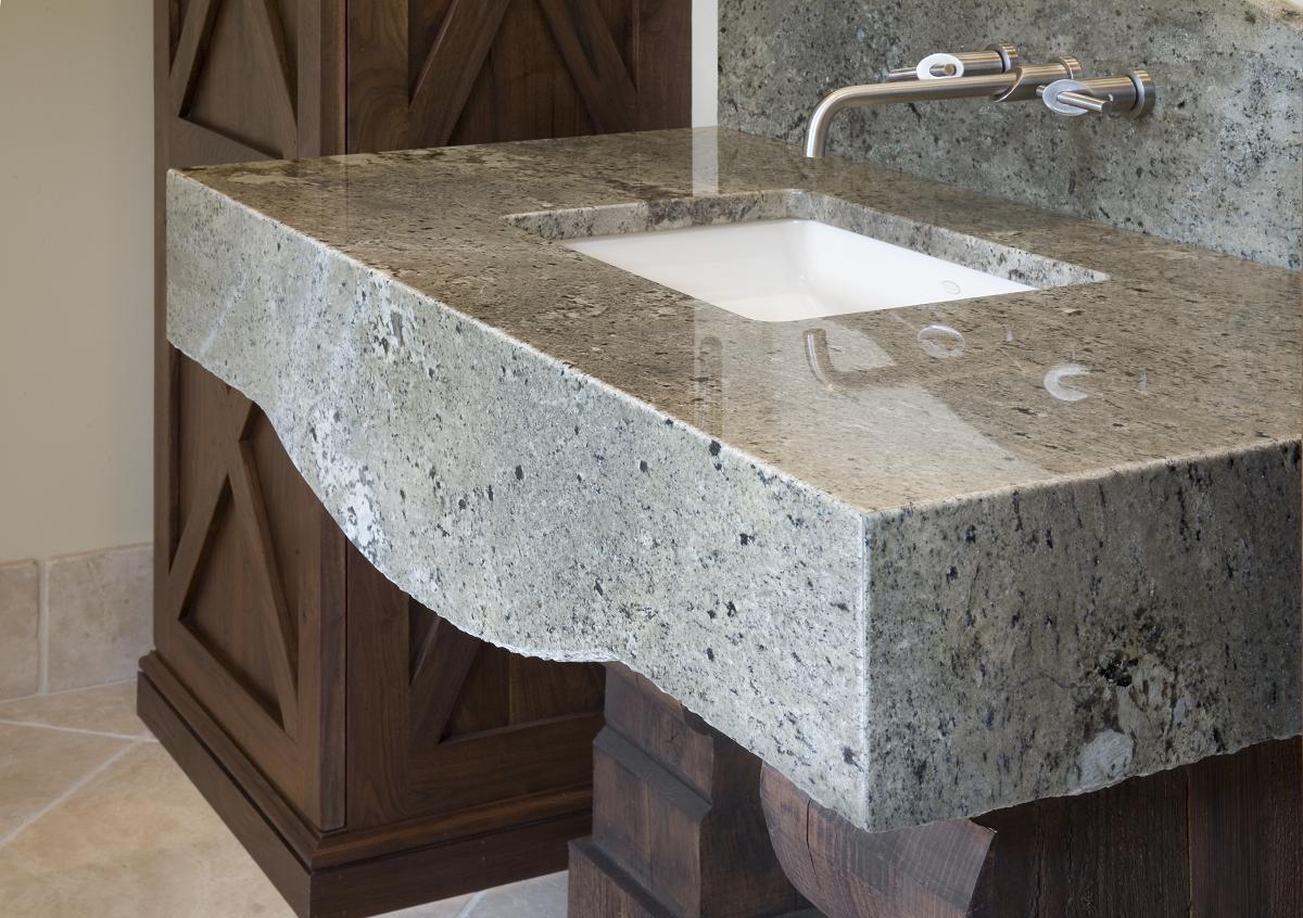 Bathroom Granite Countertops bathroom granite countertops - large and beautiful photos. photo