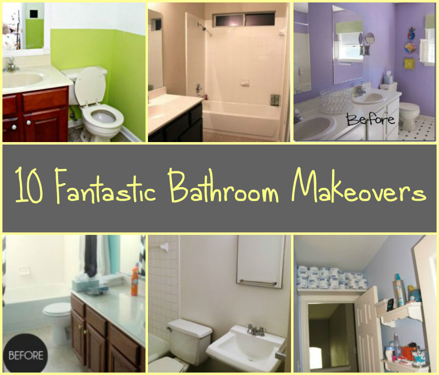 Large Bathroom Makeovers bathroom makeovers - large and beautiful photos. photo to select