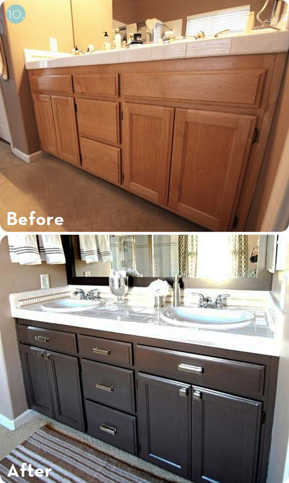 Bathroom Makeovers ...