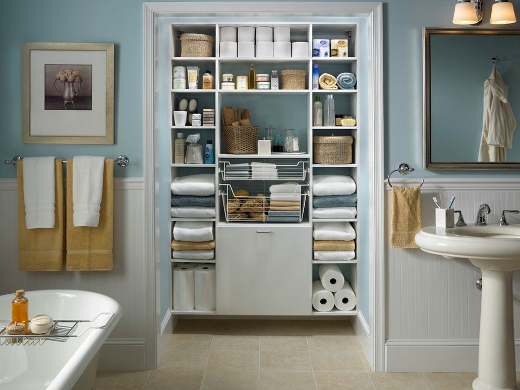 Bathroom organizers ideas - Bathroom Organizing Ideas
