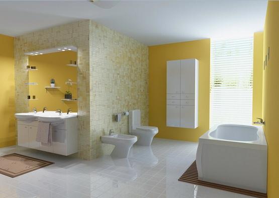 bathroom paint color ideas photo - 1