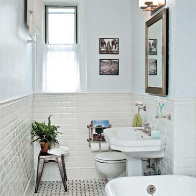 Gentil Bathroom Redos