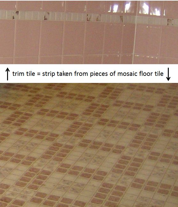 bathroom tile floor ideas photo - 1