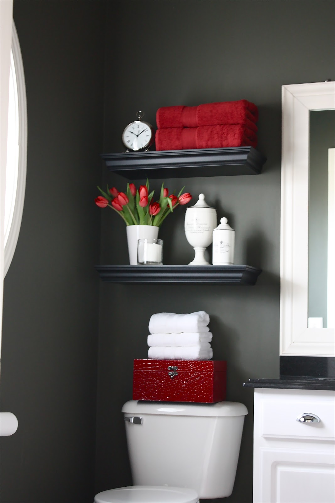 Bathroom wall paint colors