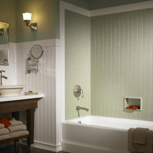 Bathrooms With Beadboard