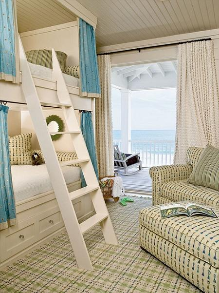 beach cottage bedroom decorating ideas photo - 1