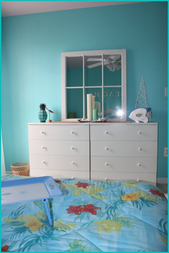 beach decorating ideas for bedroom photo - 1