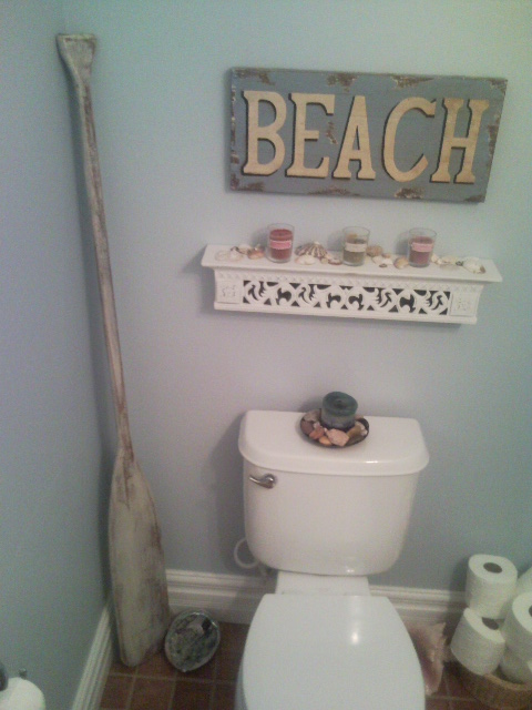 beach theme bathroom - Bathroom Ideas Beach