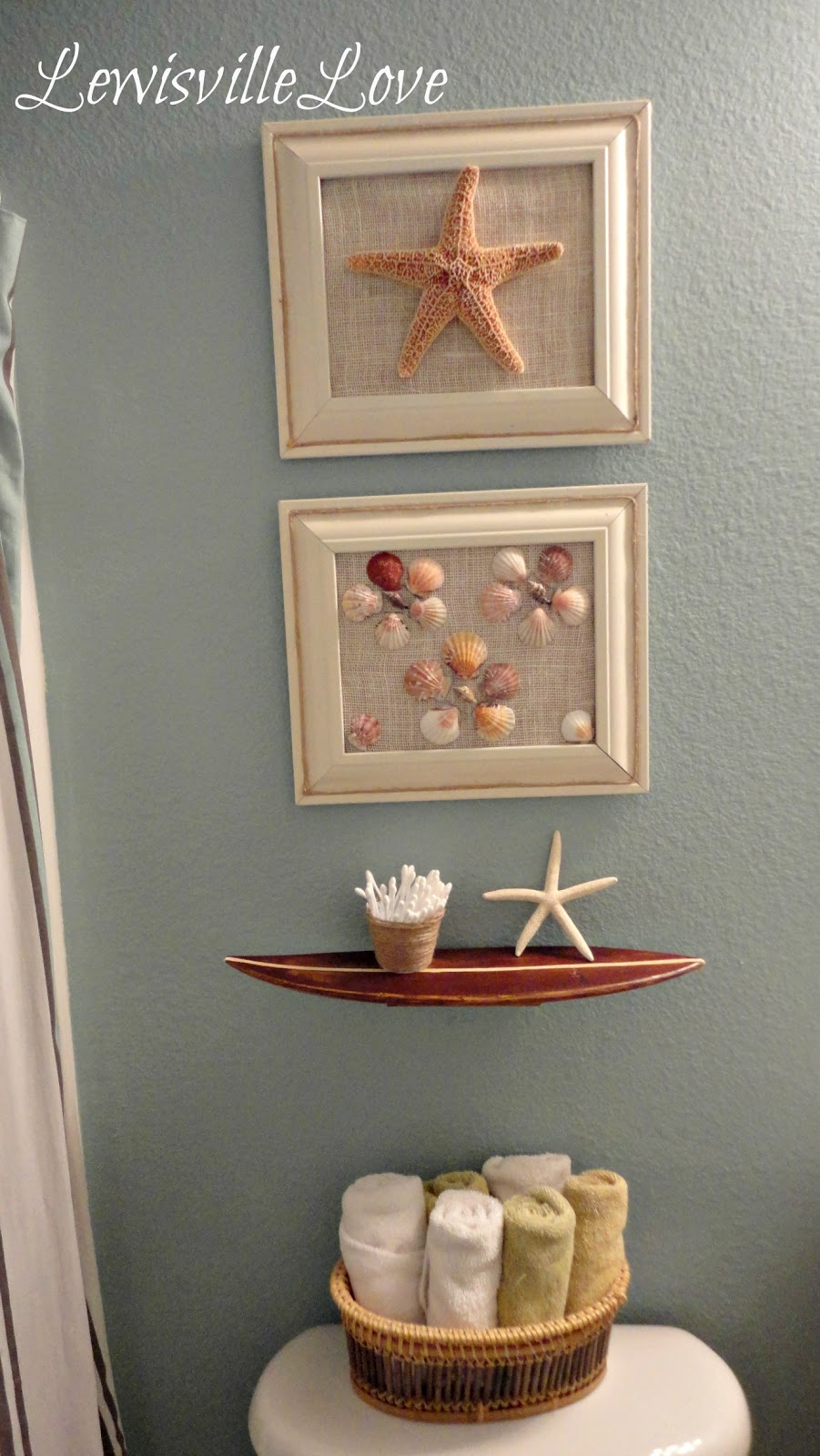Beach Theme Bathrooms