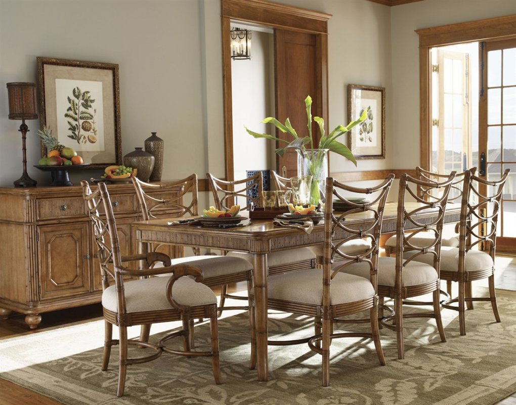 beachy dining room chairs photo - 1