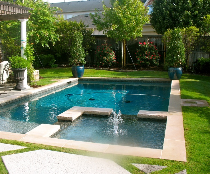 Delightful Beautiful Backyards With Pools