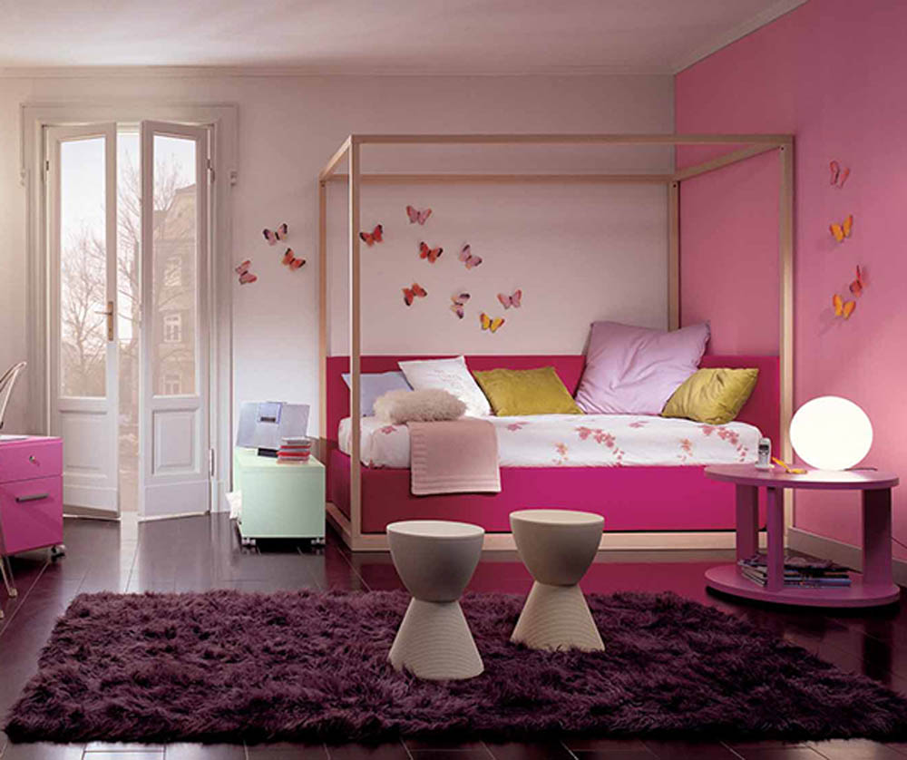 Beautiful kids bedrooms - large and beautiful photos. Photo to ...
