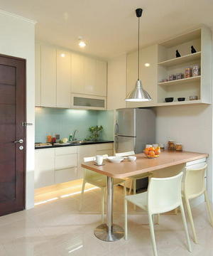beautiful small kitchen - large and beautiful photos. photo to