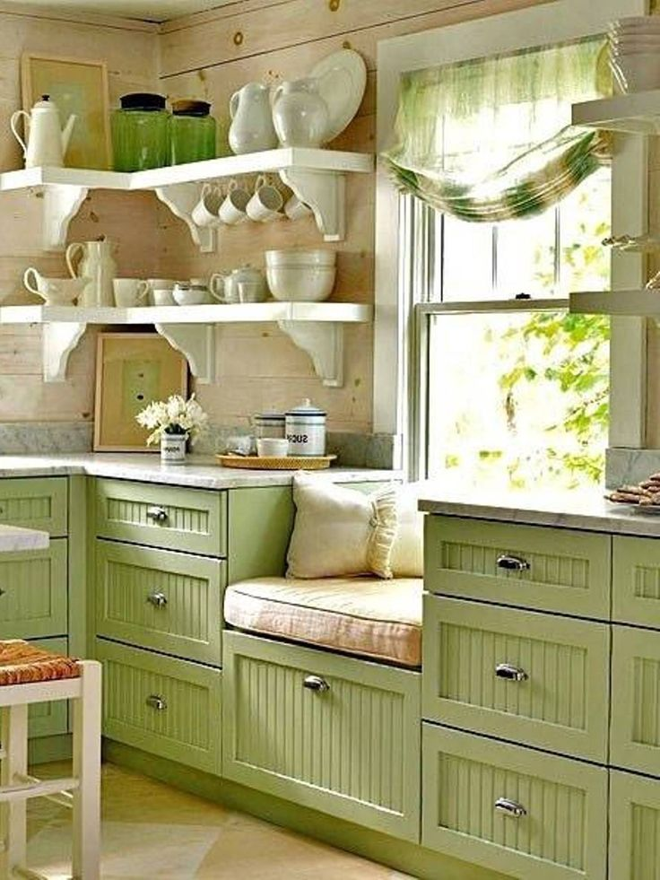 Beautiful small kitchens large and beautiful photos for Beautiful small kitchens