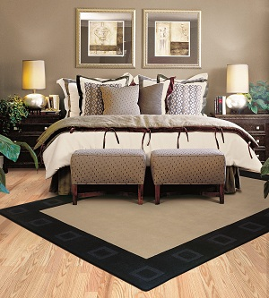 Bedroom area rugs - large and beautiful photos. Photo to select ...