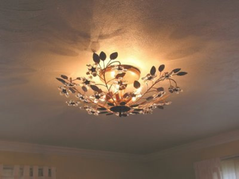 Bedroom ceiling fixtures - large and beautiful photos. Photo to ...