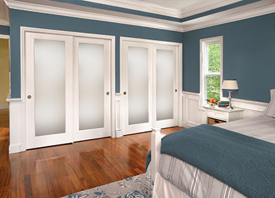 Bedroom Closet Doors Sliding Large And Beautiful Photos