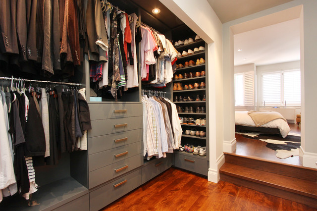 bedroom closet organization - Master Bedroom Closet Design Ideas