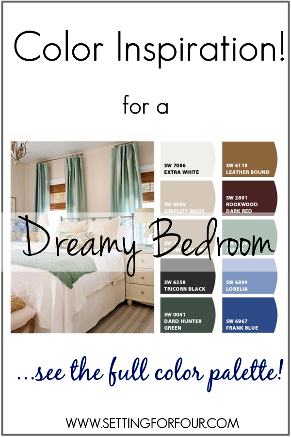 bedroom color inspiration photo - 2