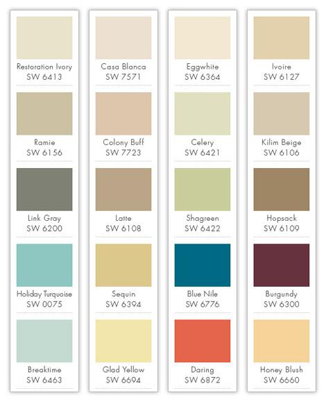 bedroom color palette photo - 1