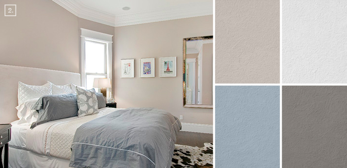 bedroom color palette ideas photo - 2