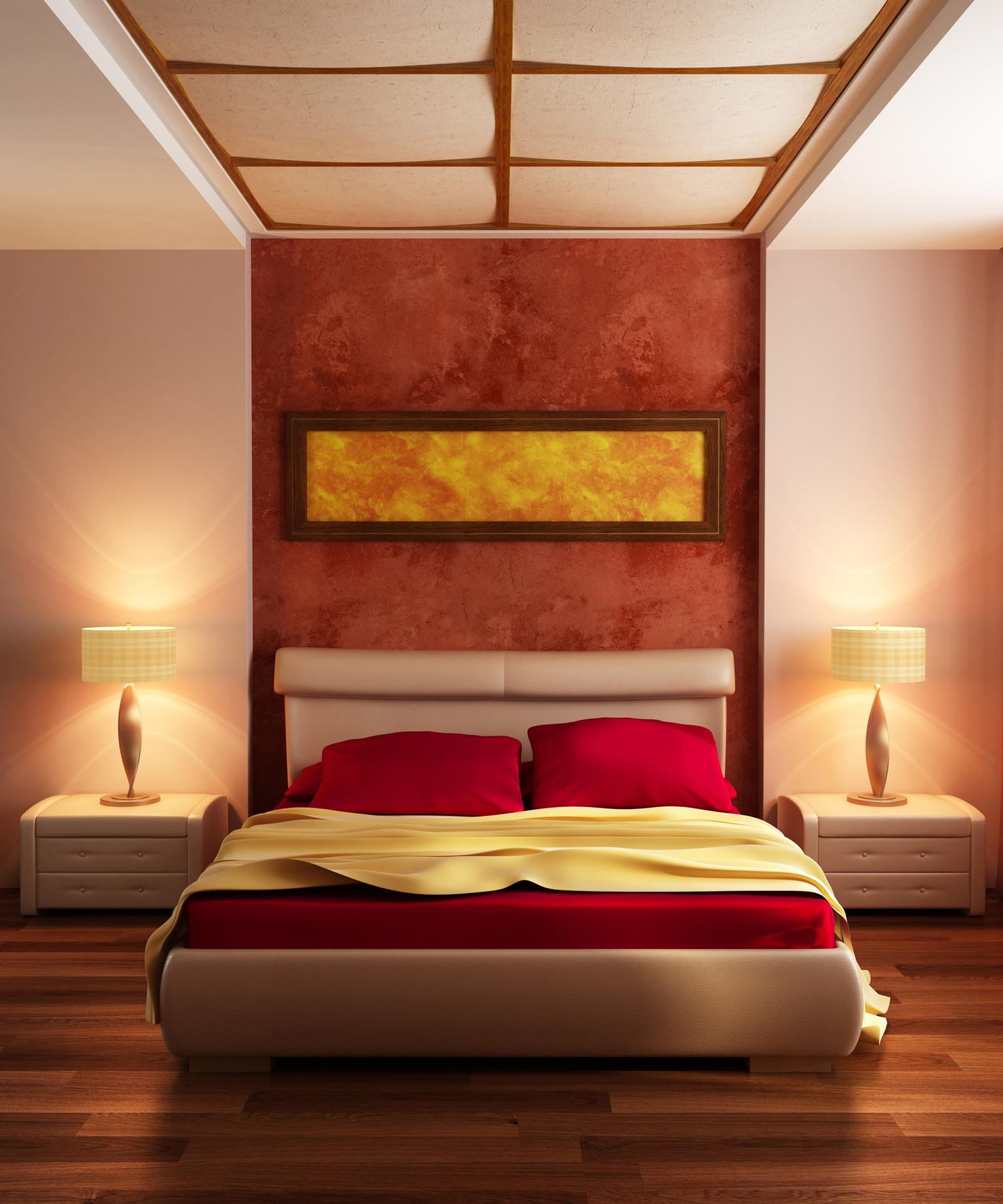 bedroom color scheme photo - 2