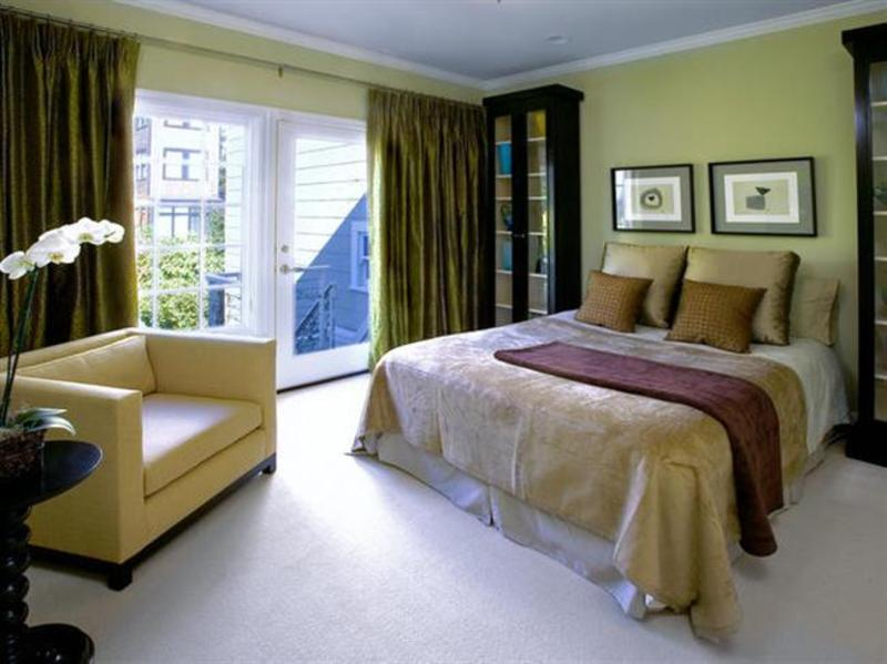 bedroom color scheme ideas photo - 1