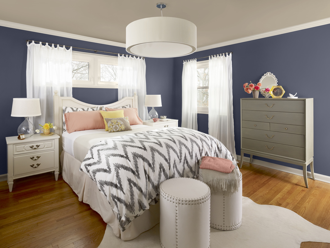 Bedroom color trends - large and beautiful photos. Photo to select ...